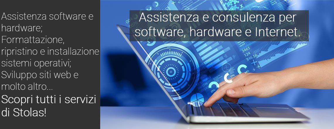 Servizi di assistenza computer