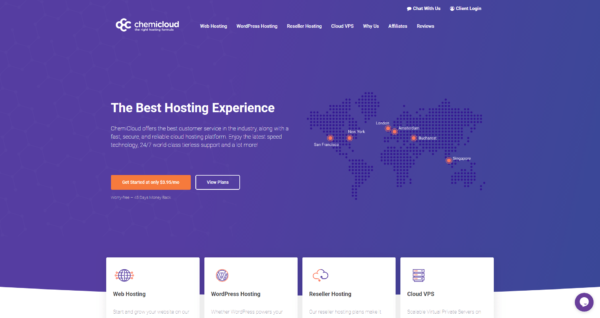 Chemicloud Hosting Web - Acquisto hosting - Guida - Assistenza Computer Roma - 1