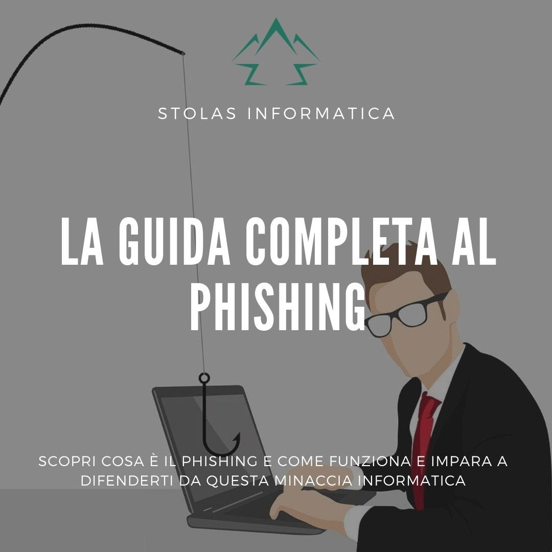 guida completa phishing cover