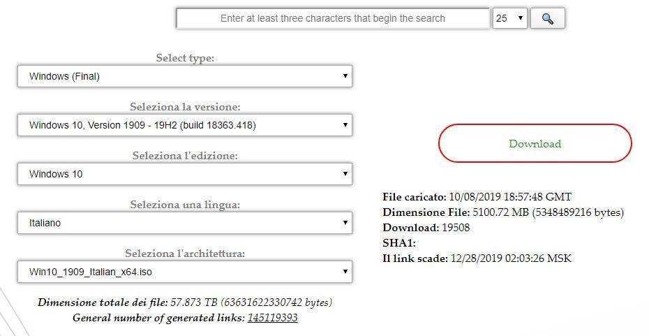 scaricare-iso-windows-10-gratis-techbench