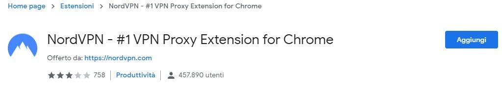 NordVPN-recensione-estensione-chrome