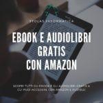 ebook audiolibri gratis amazon