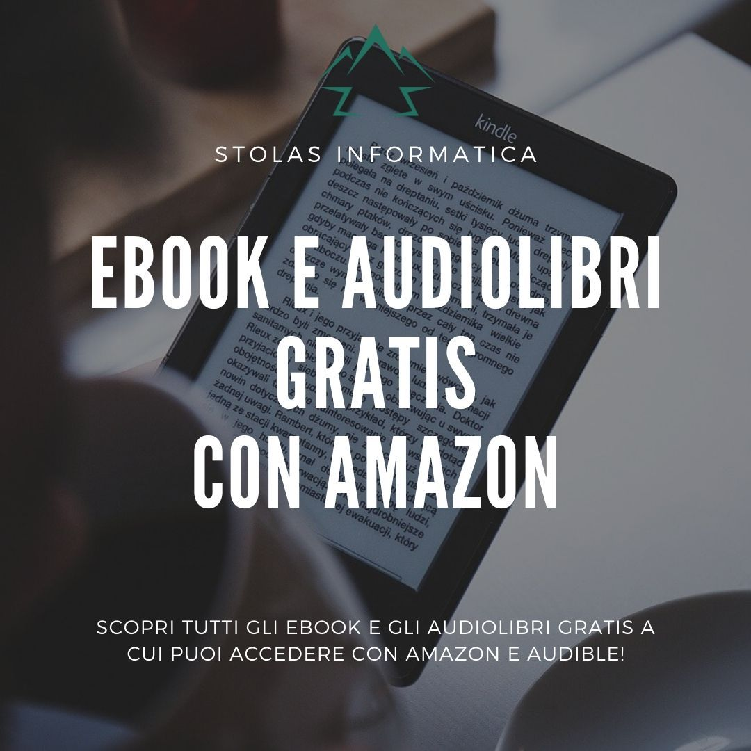 ebook audiolibri gratis amazon