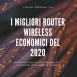 migliori router wireless economici 2020
