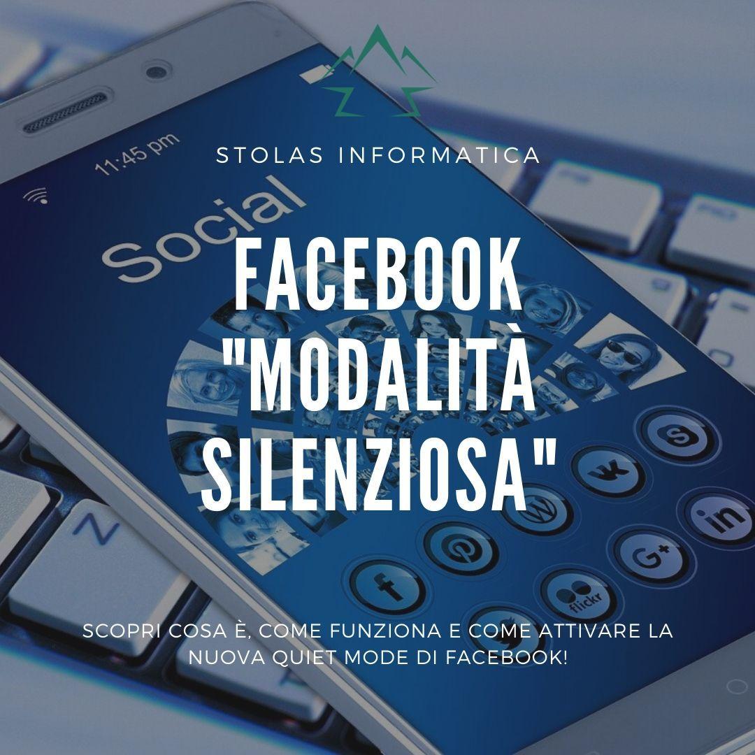 Facebook-modalità-silenziosa-cosa-come