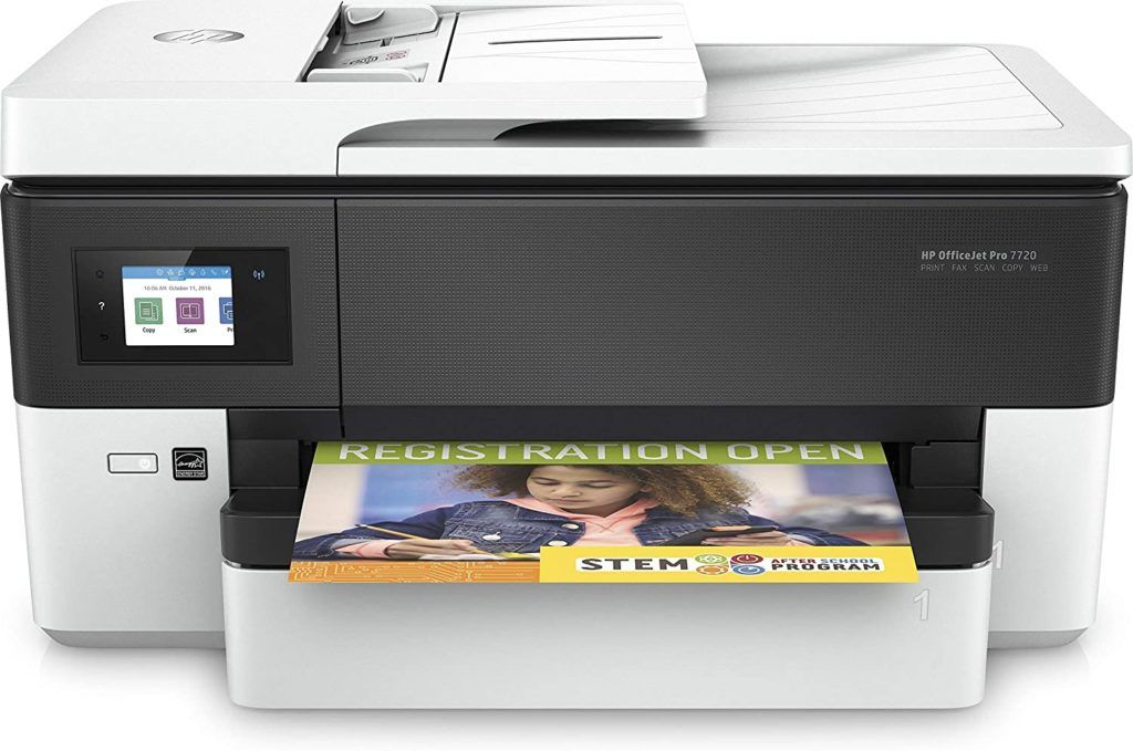 HP OfficeJet Pro 7720 Stampante Multifunzione AIO