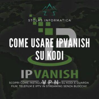 Installare IPVanish Kodi