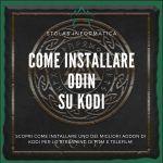 Installare Odin su Kodi Addon