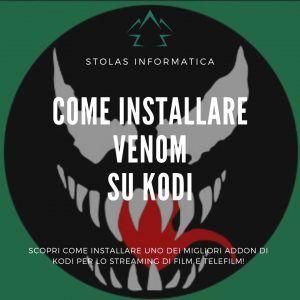 Installare-Venom-Kodi-Addon