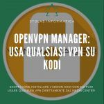 OpenVPN Manager Kodi Addon Cover