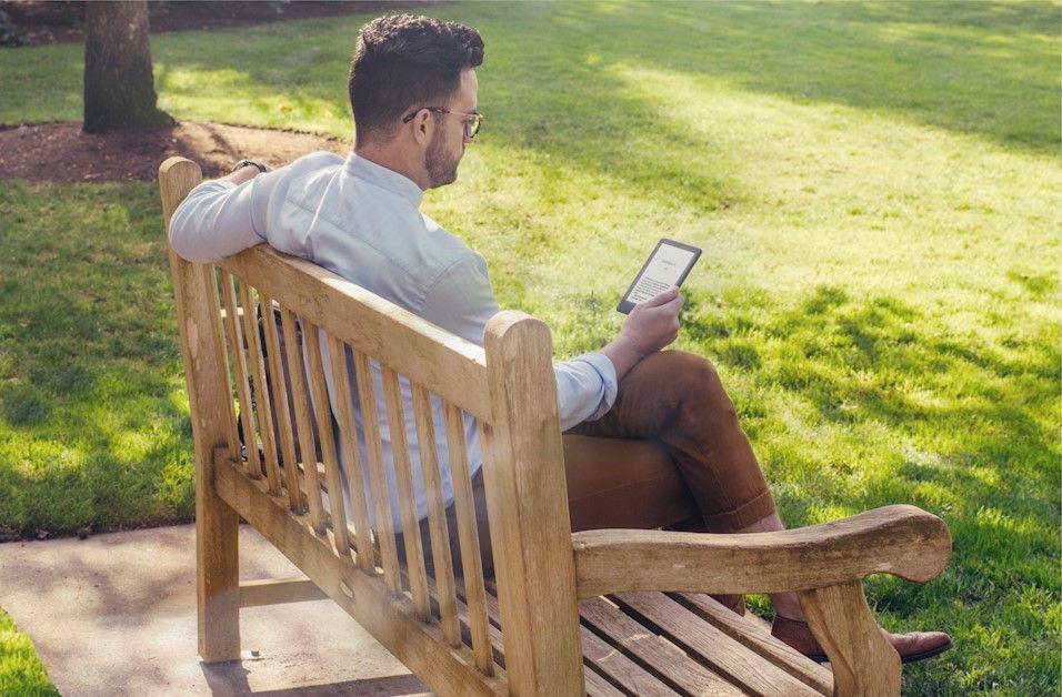 Amazon Kindle Relax