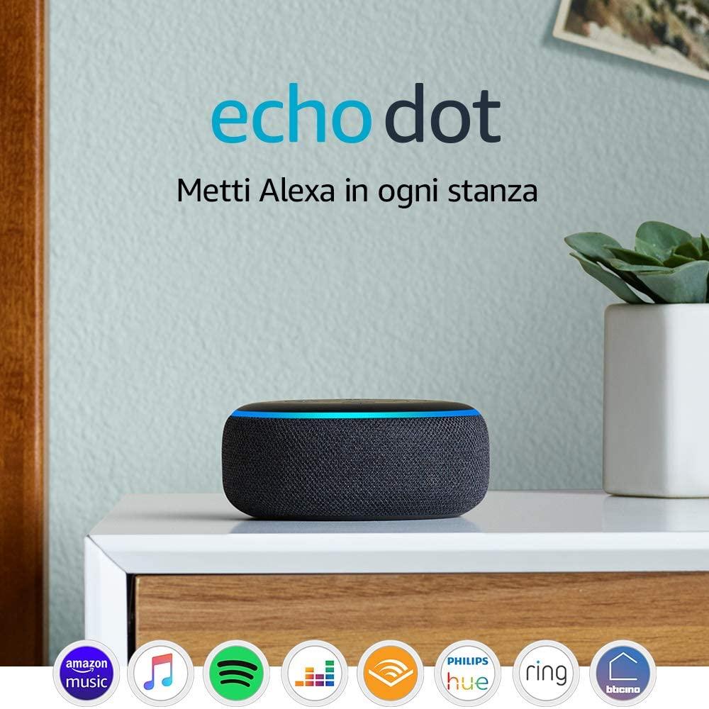 Echo Dot Skill Alexa