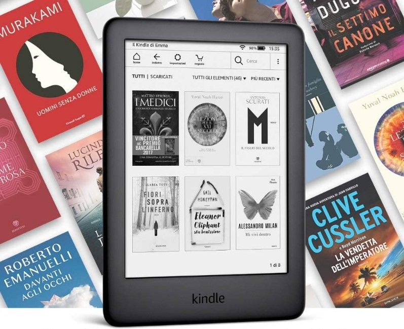 Amazon Kindle - Store Software