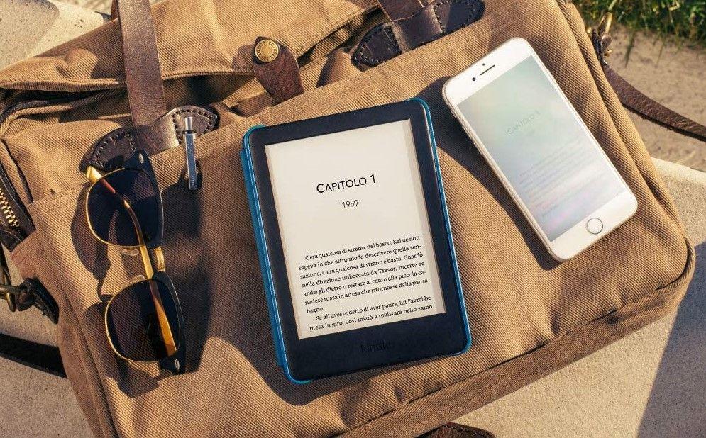 Kindle recensione spiaggia