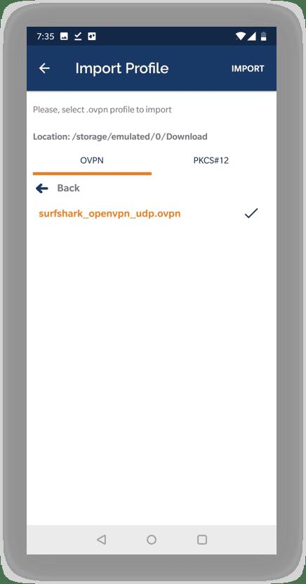 Come configurare VPN dispositivi Android