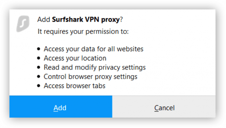 Come configurare VPN qualsiasi dispositivo - Firefox