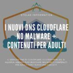 DNS Cloudflare for Families Copertina