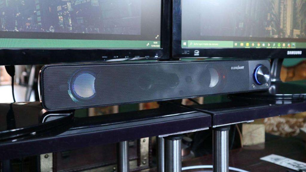 Elegiant SR200 Soundbar Recensione