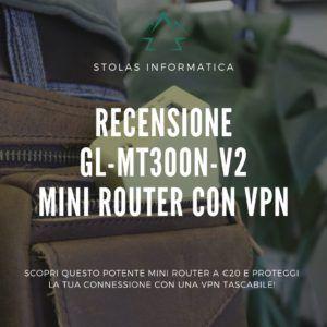 Recensione GL-MT300N-V2 - Mango - Cover