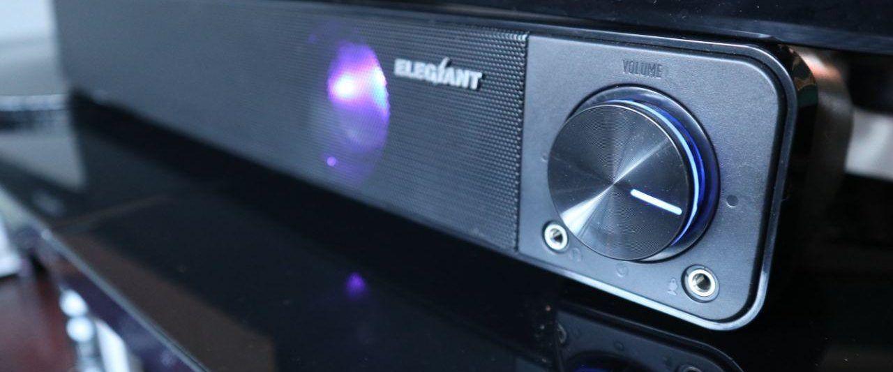 Soundbar Elegiant SR200 Recensione - cover