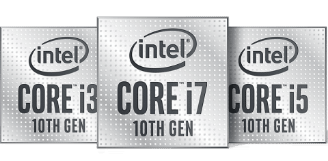 Intel Core i3 i5 i7 badge - cropped