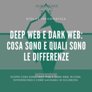 deep web dark web cover