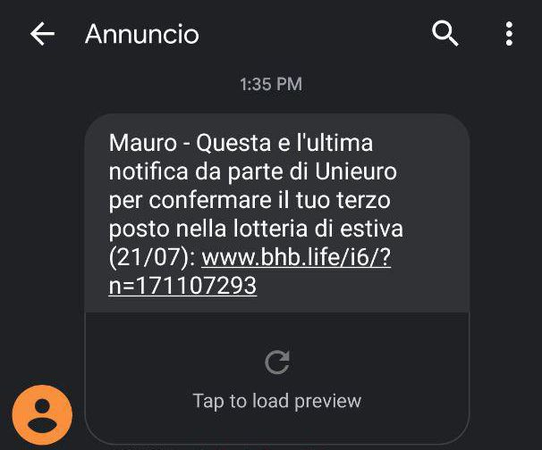 questa-ultima-notifica-unieuro-annuncio-sms