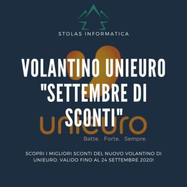 volantino unieuro settembre sconti-cover