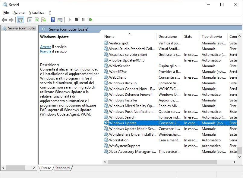 windows-risolvere-bug-sospensione-servizi