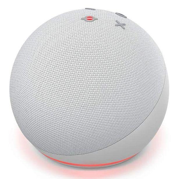 Amazon Echo Dot Tasto microfono