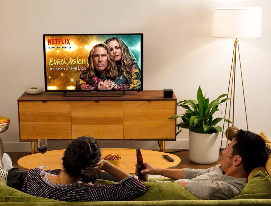 Amazon Fire TV Nuovi Interfaccia