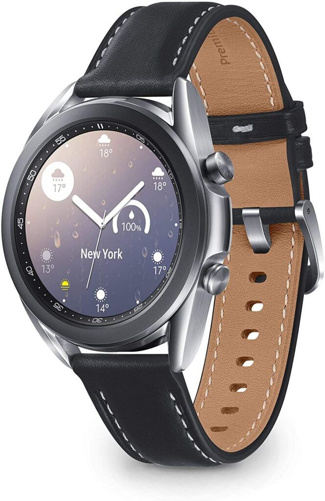 Samsung Galaxy Watch 3 - Miglior smartwatch Android