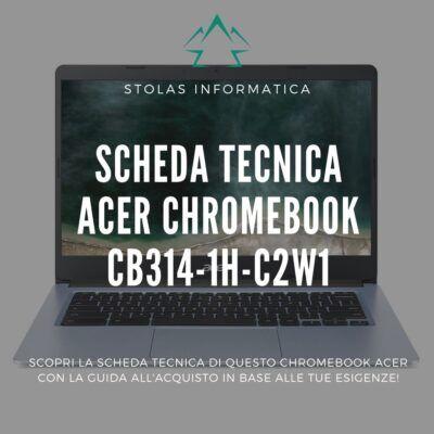 ACER Chromebook CB314-1H-C2W1-cover