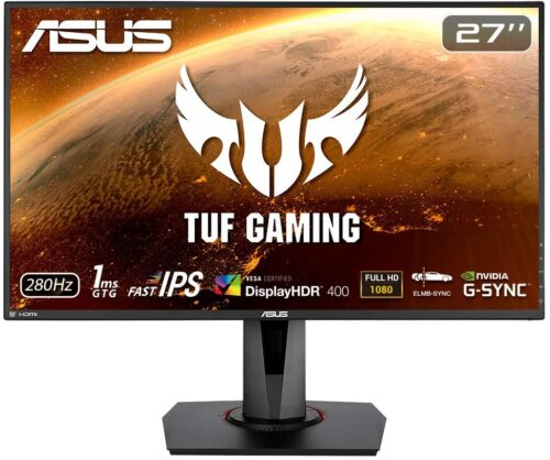 ASUS TUF Gaming VG279QM HDR Gaming Monitor