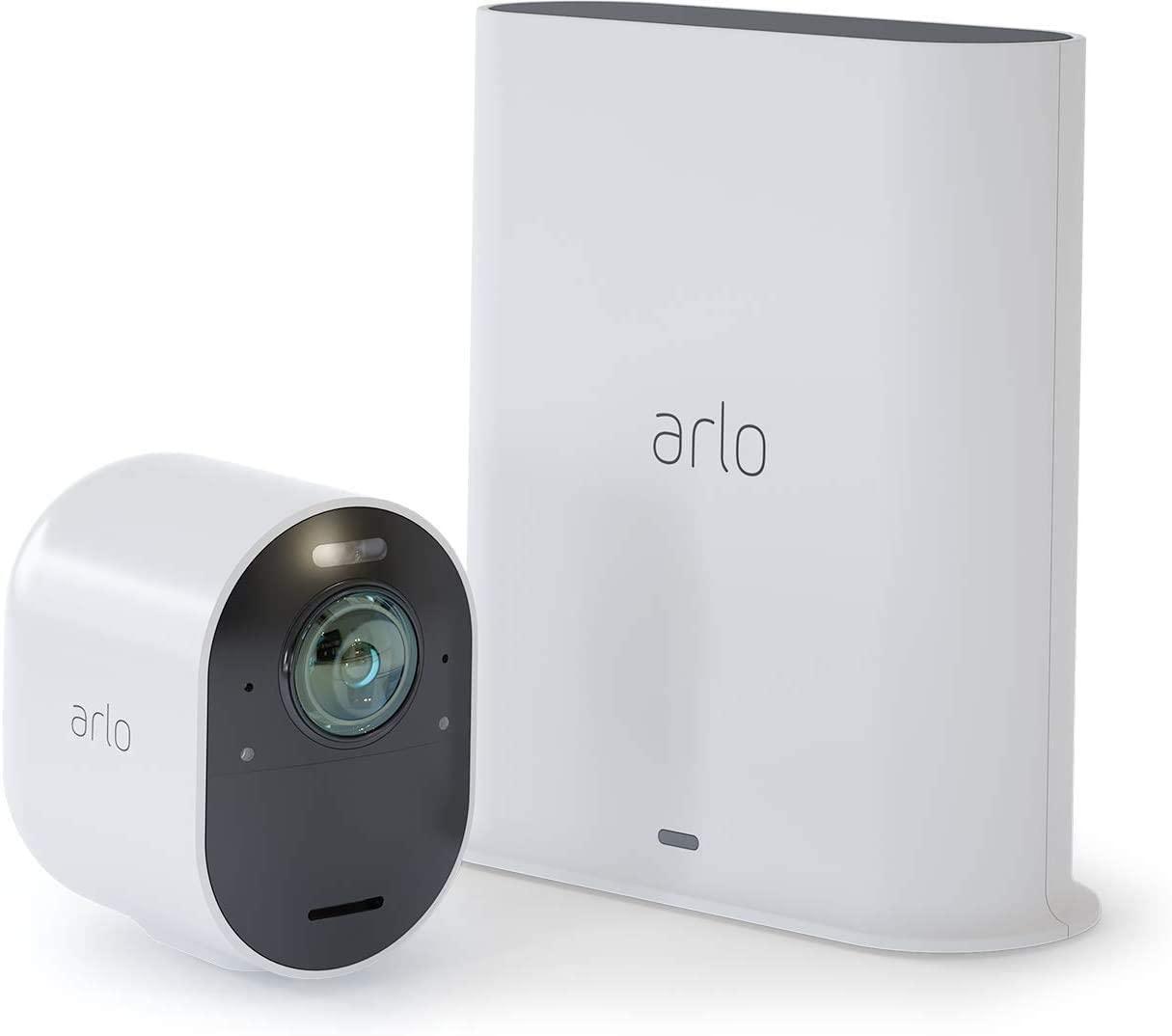 Arlo UHD 4K - Miglior IP Cam 4K