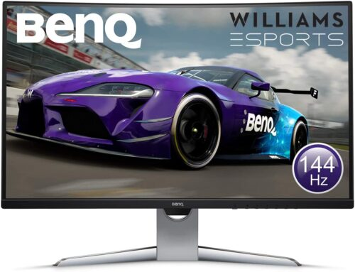 BenQ EX3203R 32 Pollici QHD 2K HDR