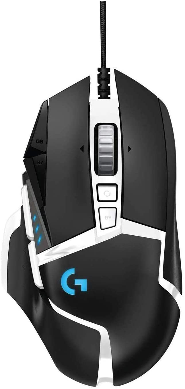 Logitech G502 HERO Special Edition Mouse Gaming