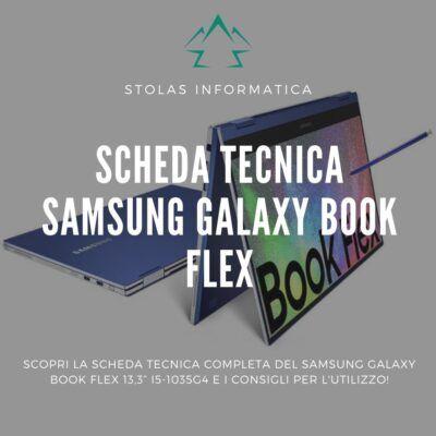 SAMSUNG Galaxy Book Flex - Cover