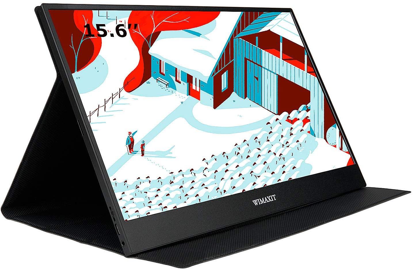 Wimaxit Monitor Portatile