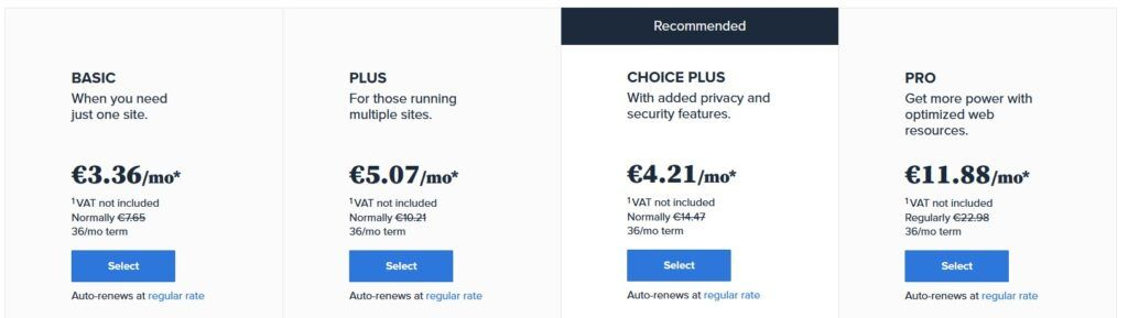 bluehost-prezzi-hosting-condiviso