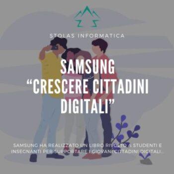 crescere cittadini digitali - cover