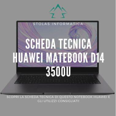 huawei-matebook-d14-3500U-scheda