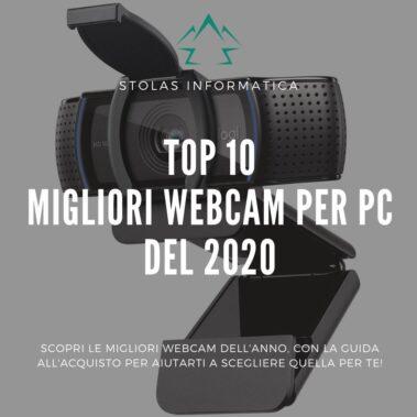Top 10 migliori webcam per PC: guida all'acquisto [2021]
