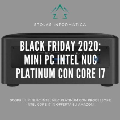 offerta pc intel nuc platinum - cover