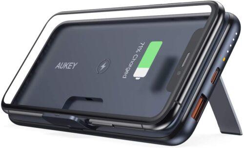 AUKEY Power Bank Wireless 10000mAh PB-WL02