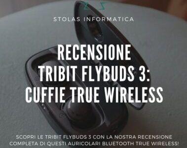 recensioni-tribit-flybuds-cover